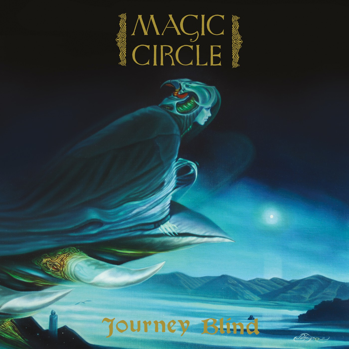 magic circle journey blind