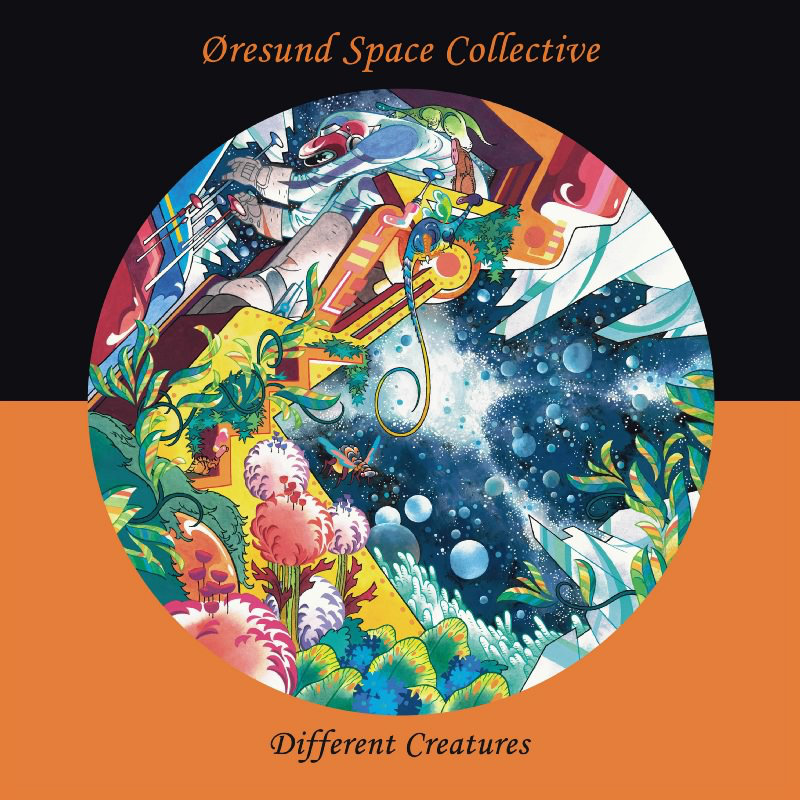 Øresund Space Collective - Organic Earthly Flotation