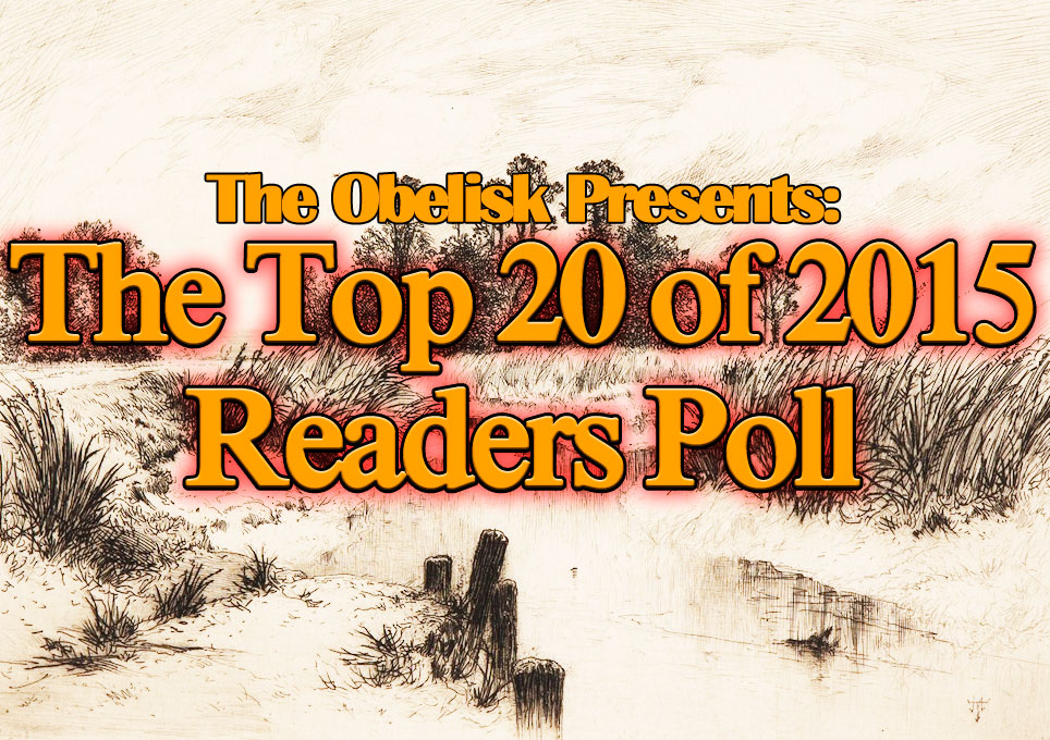 top 20 of 2015 readers poll