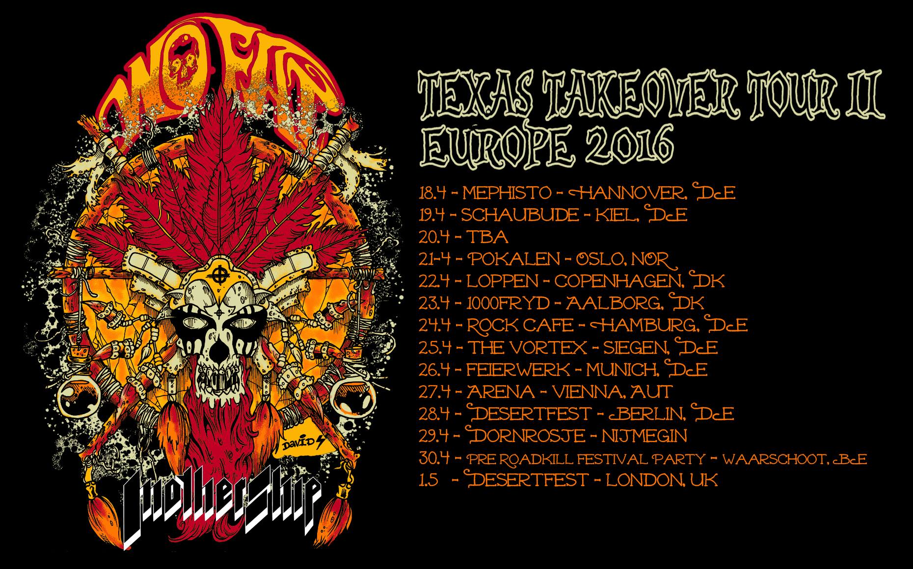 wo fat mothership tour banner