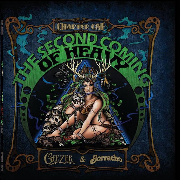 borracho geezer second coming of heavy chapter one