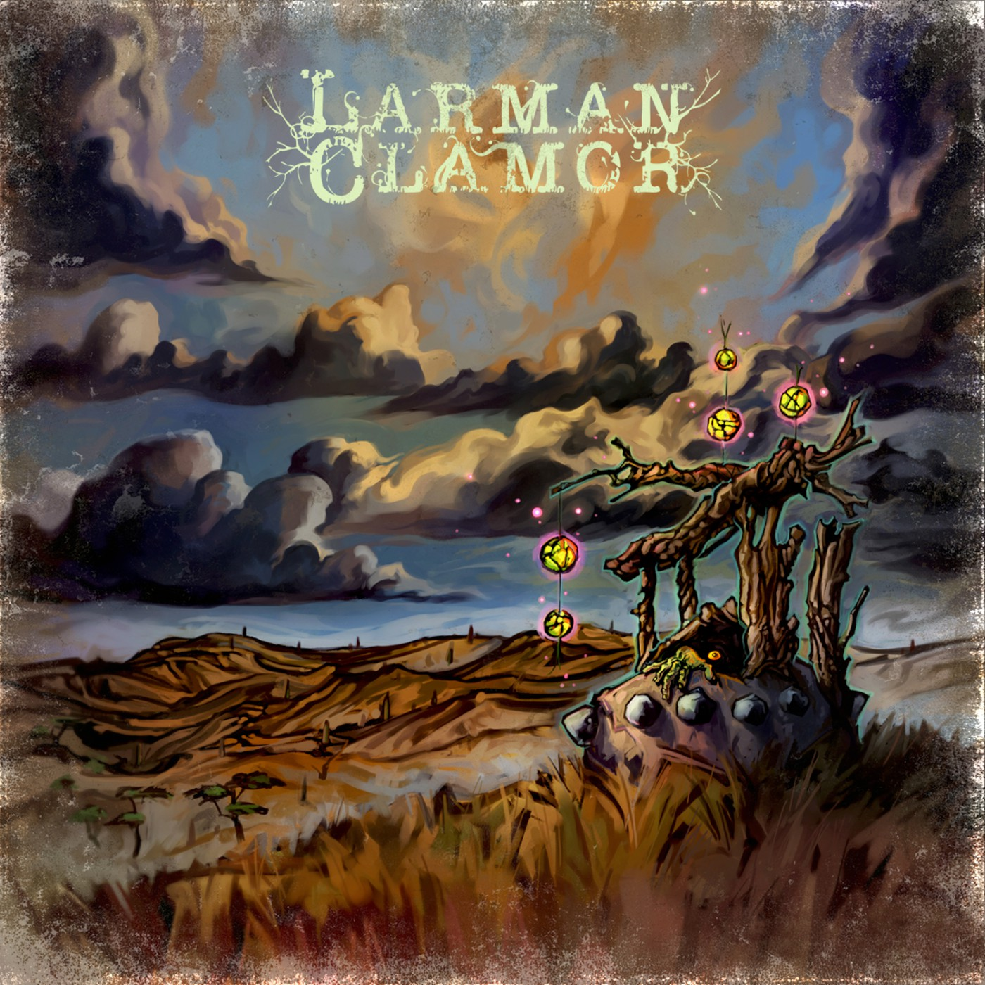 larman clamor the heathland tales
