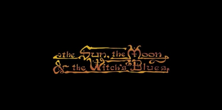the sun the moon and the witchs blues logo