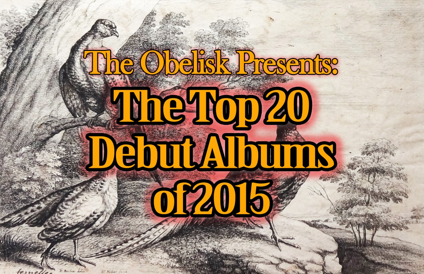 top 20 debuts of 2015 1