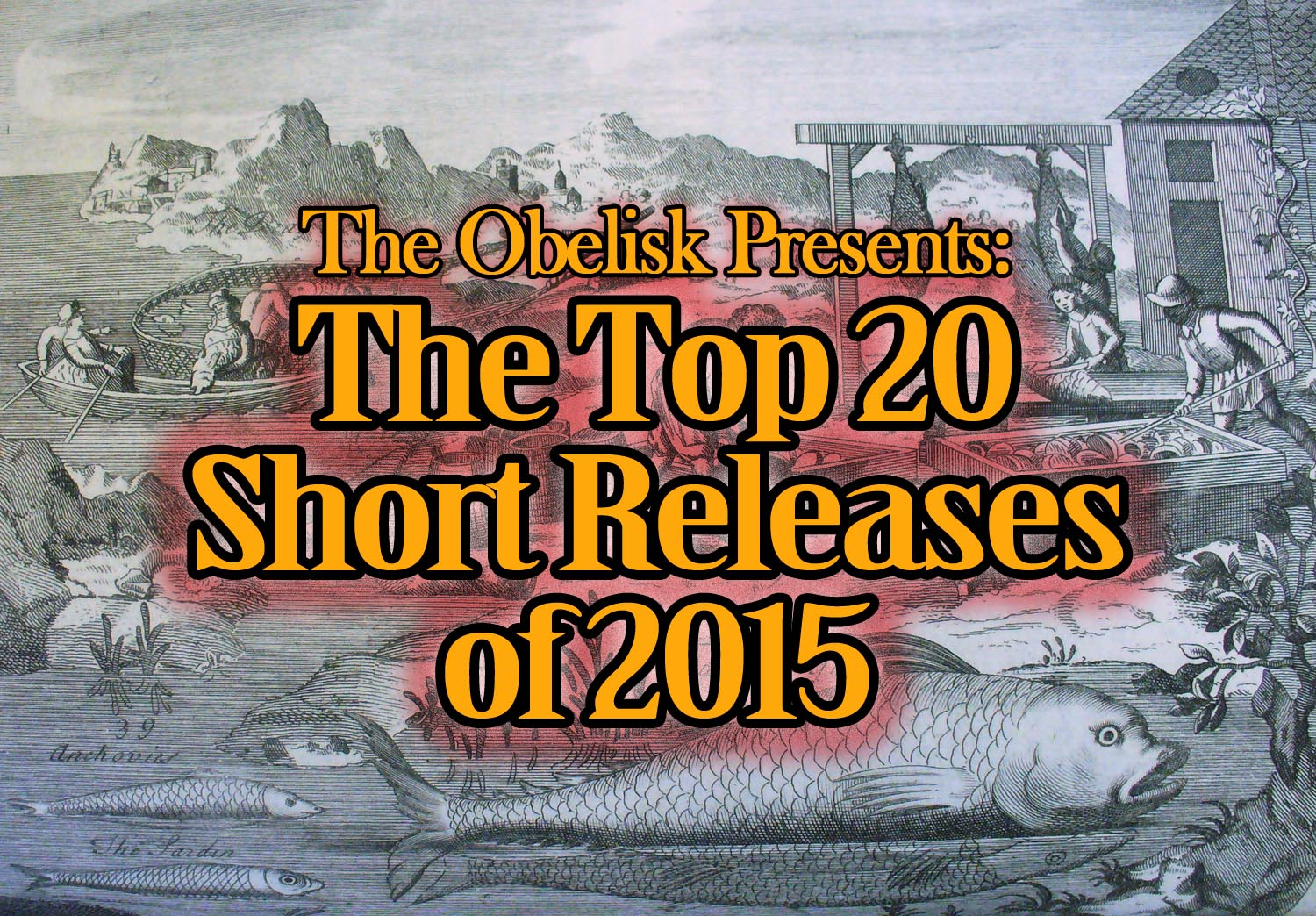 top 20 short releases of 2015