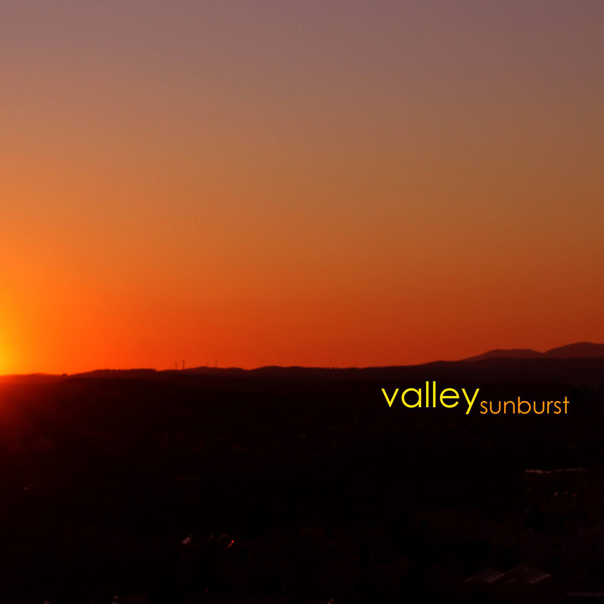 valley sunburst