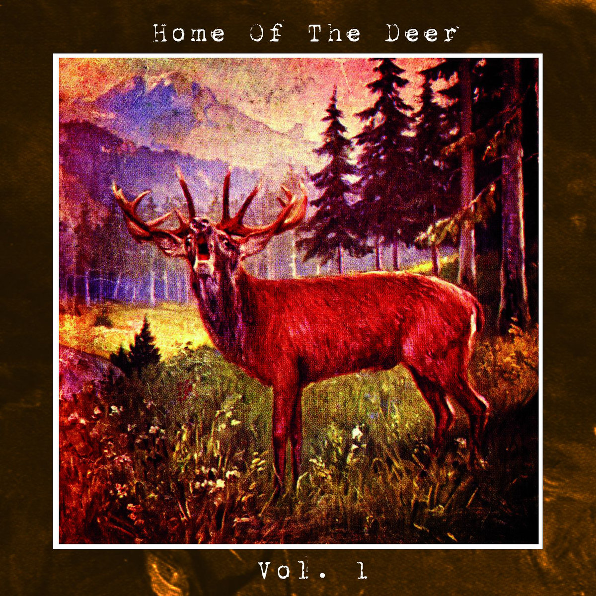 various artists home of the deer vol. 1