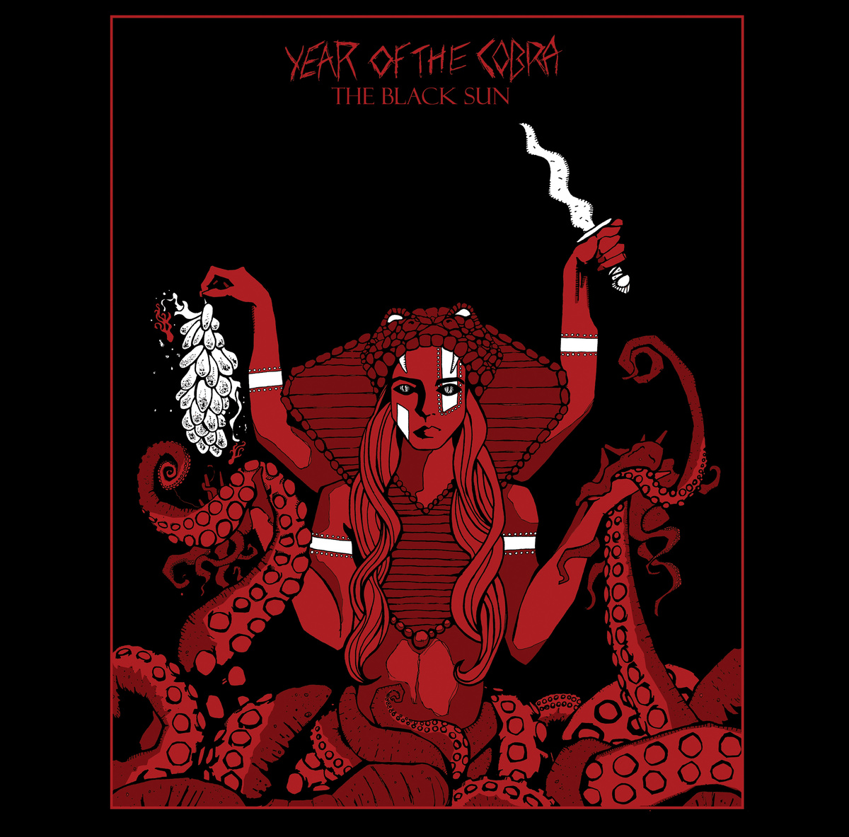 year of the cobra the black sun