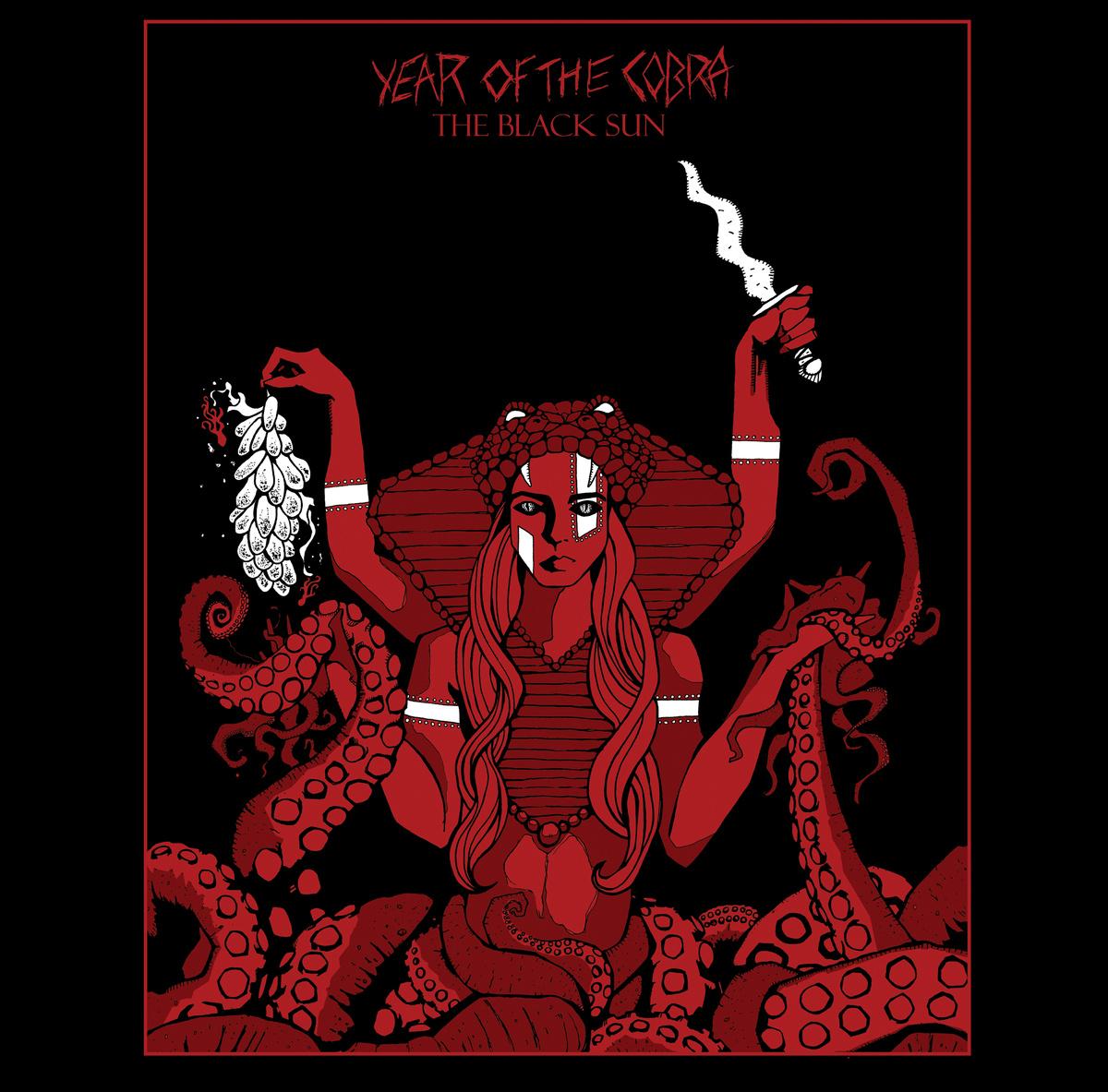 year of the cobra the black sun