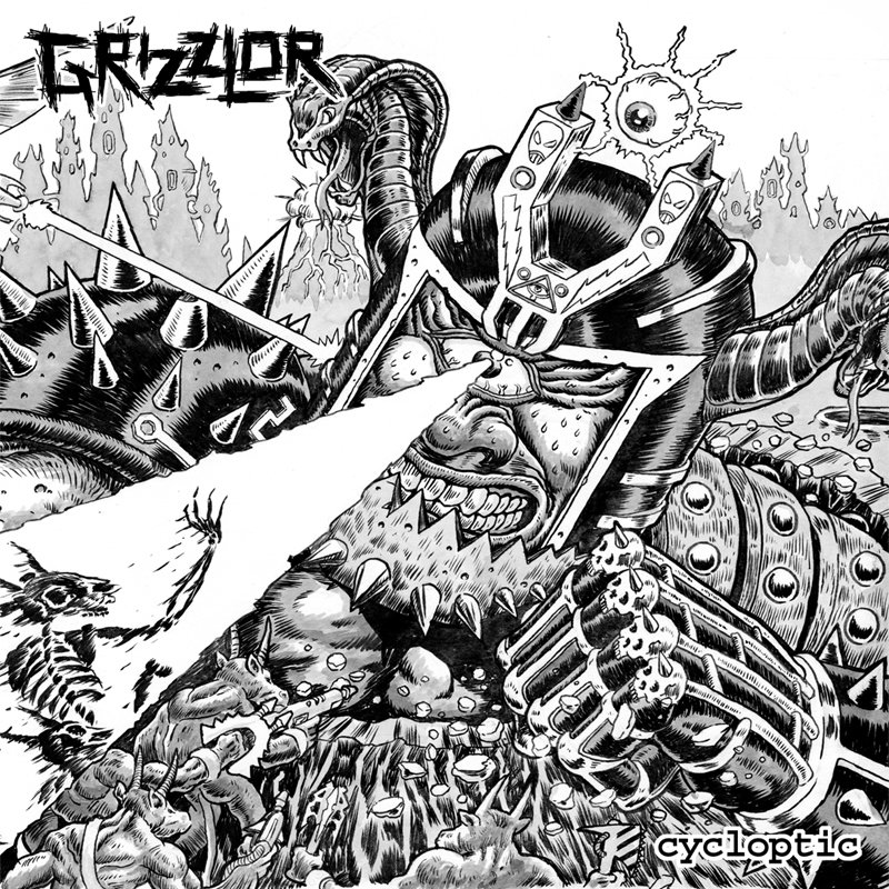 grizzlor cycloptic
