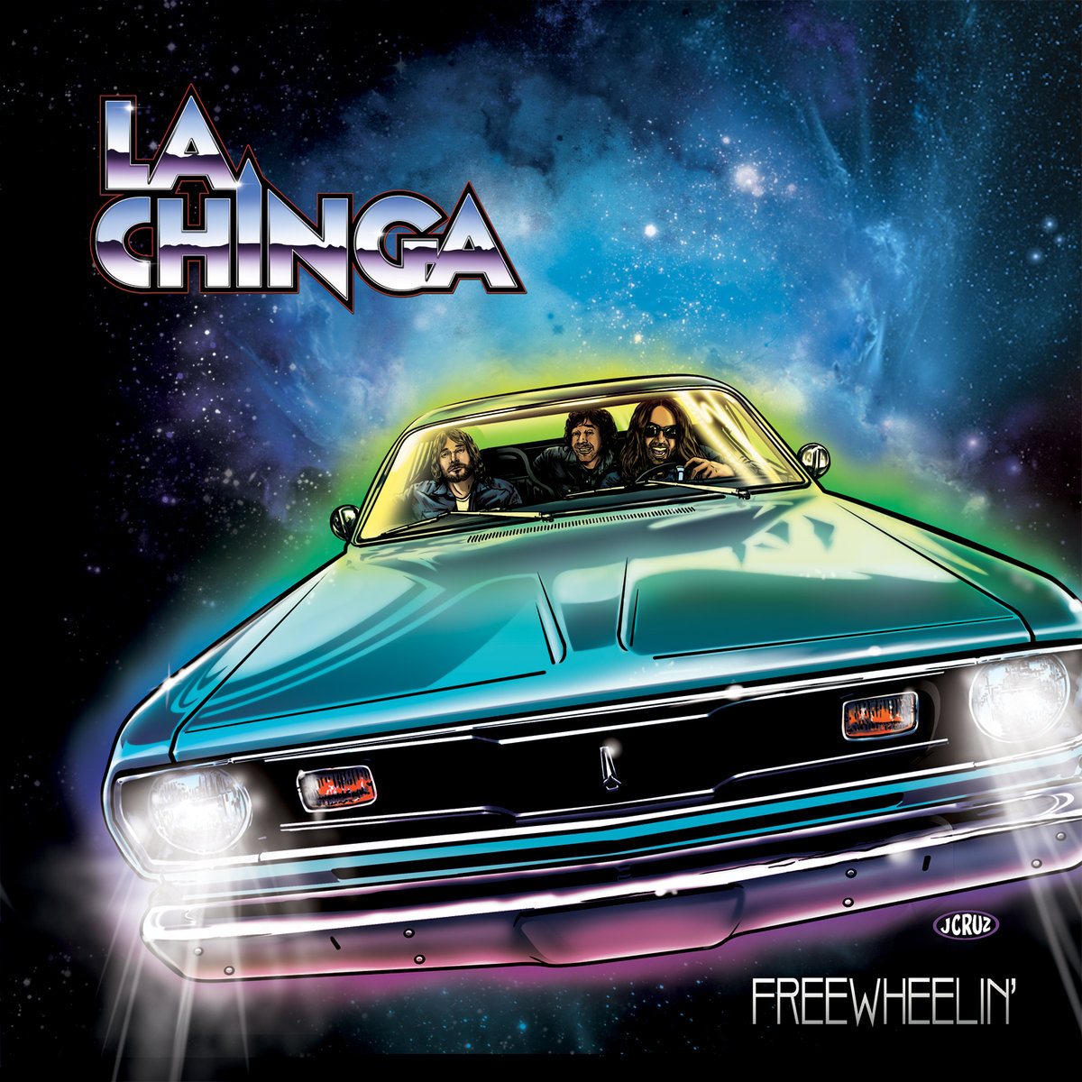 la chinga freewheelin