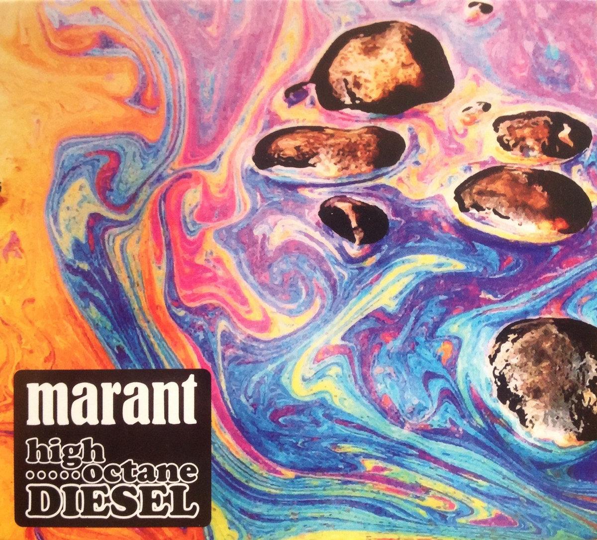 marant high octane diesel