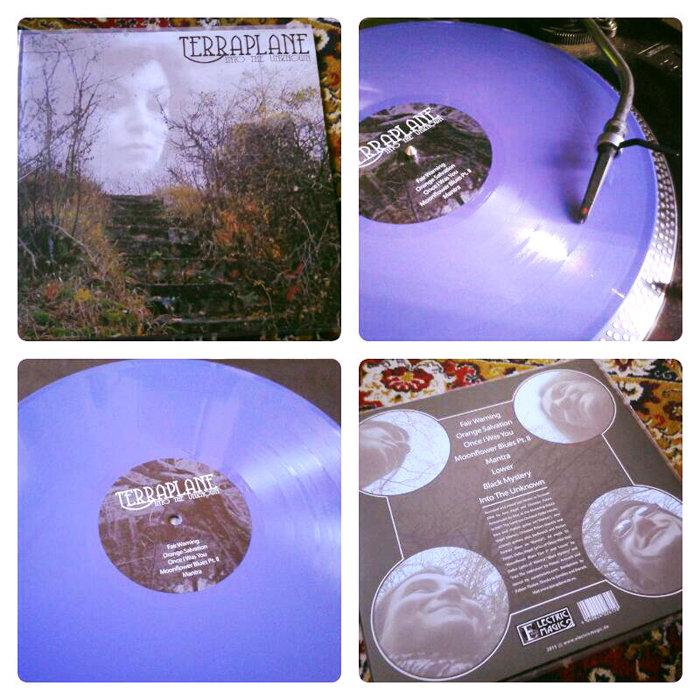 terraplane into the unknown vinyl