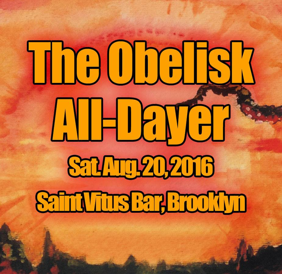 the obelisk all dayer square