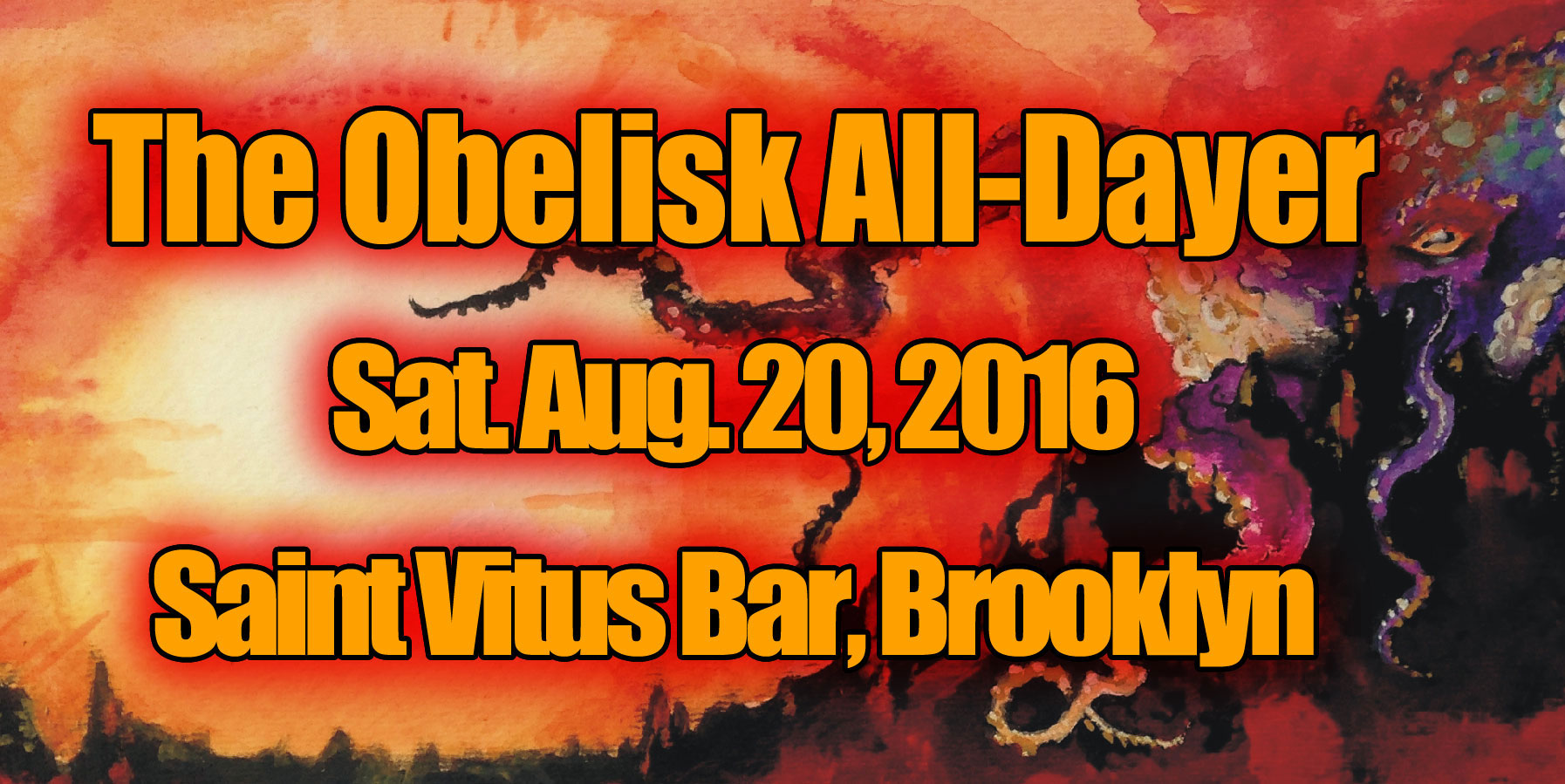 the obelisk all-dayer
