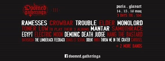 doomed gatherings iii header