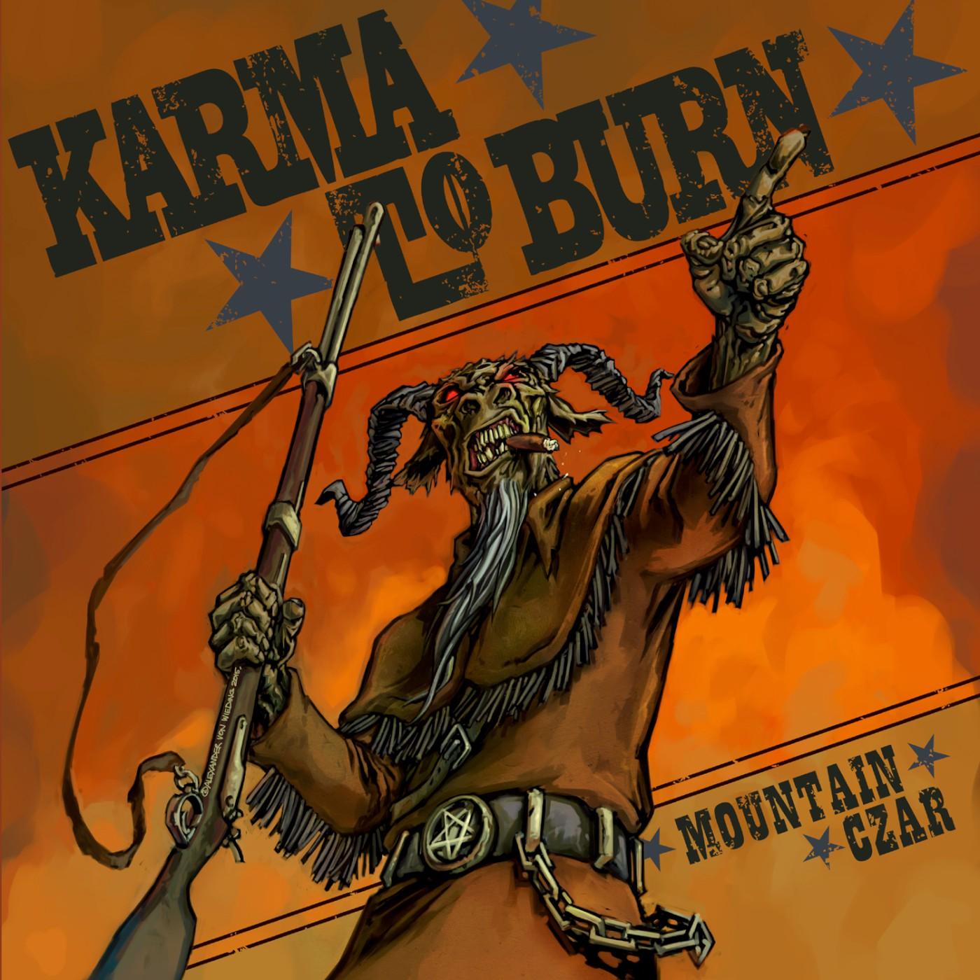 karma to burn mountain czar