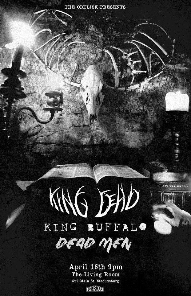 king dead king buffalo dead men