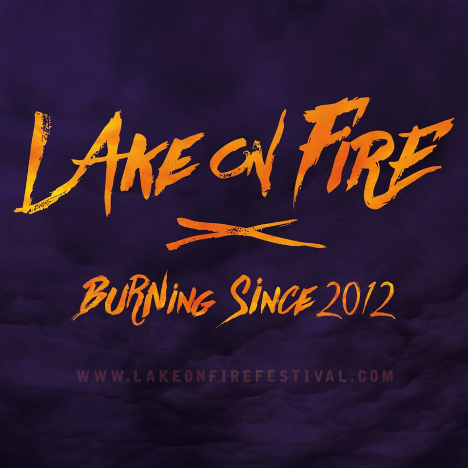 lake on fire 2016 burning