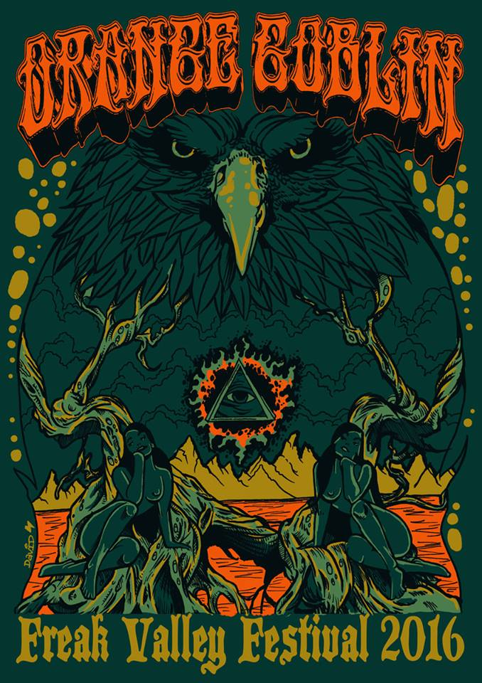 orange goblin freak valley 2016