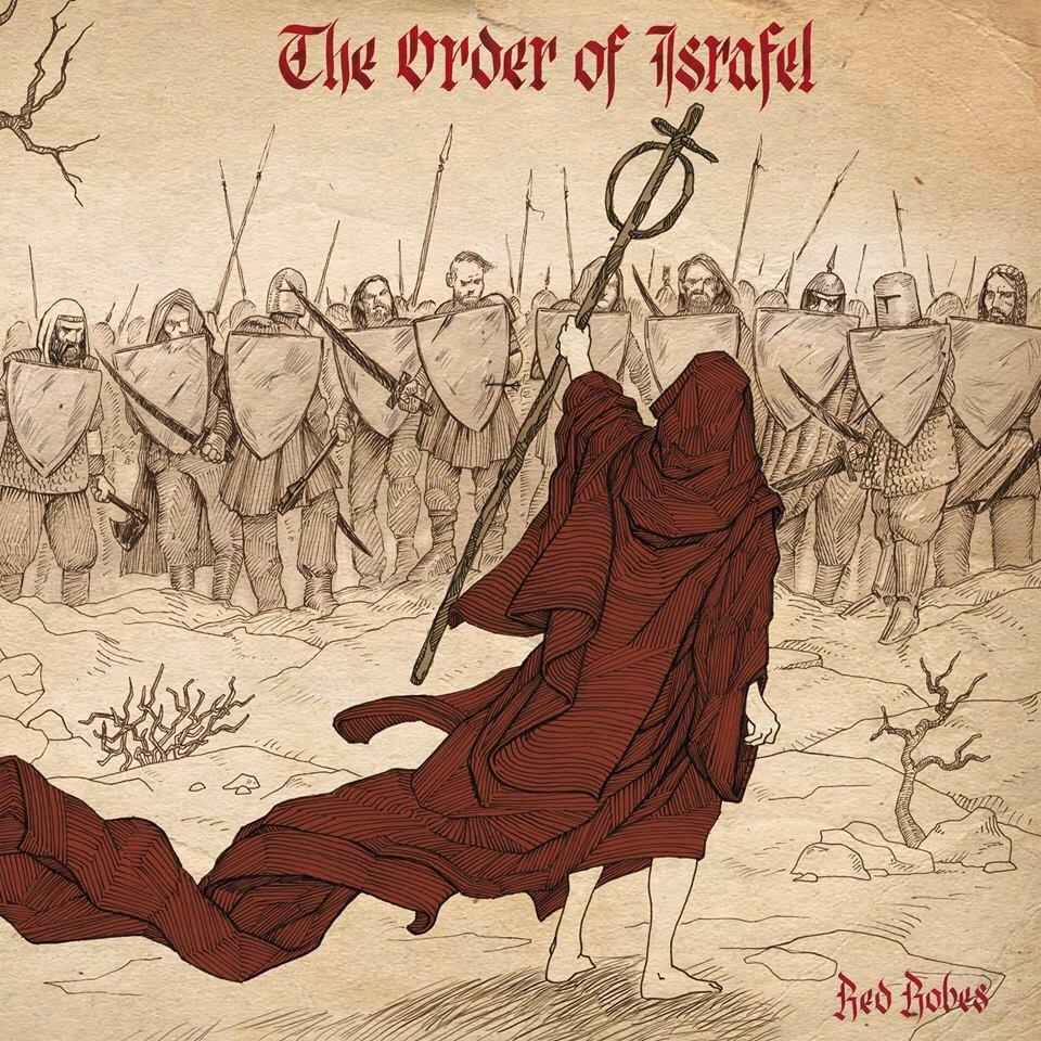the order of israfel red robes