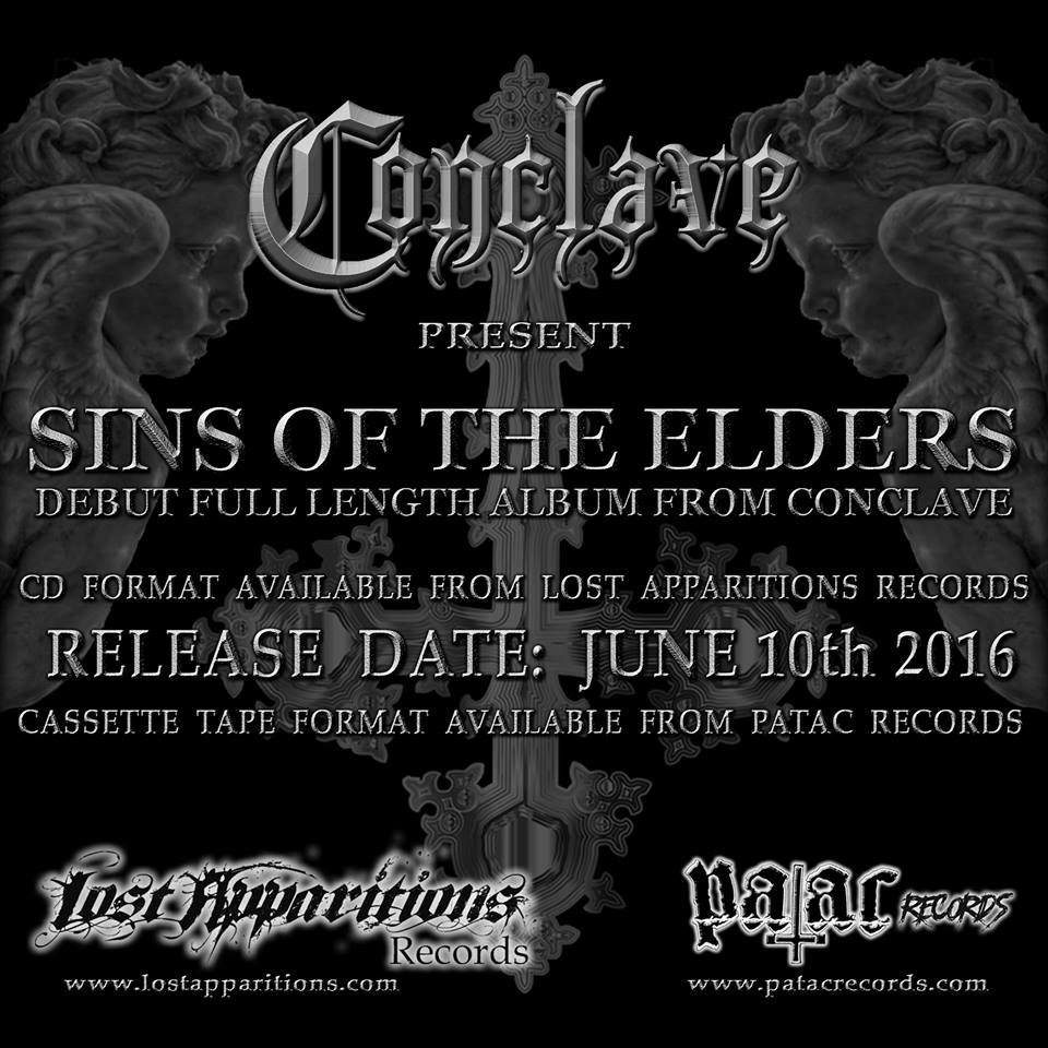 conclave sins of the elders poster