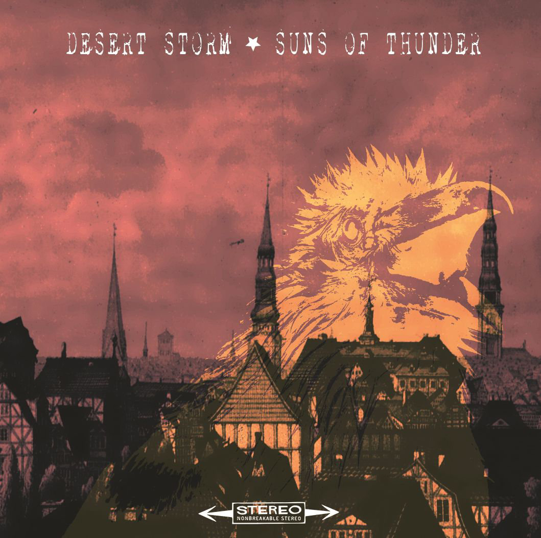 desert storm suns of thunder split