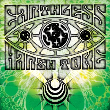 earthless harsh toke split