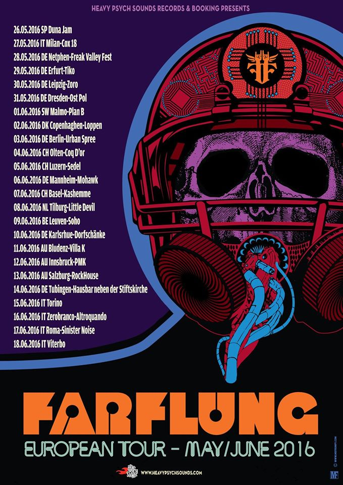 farflung euro tour