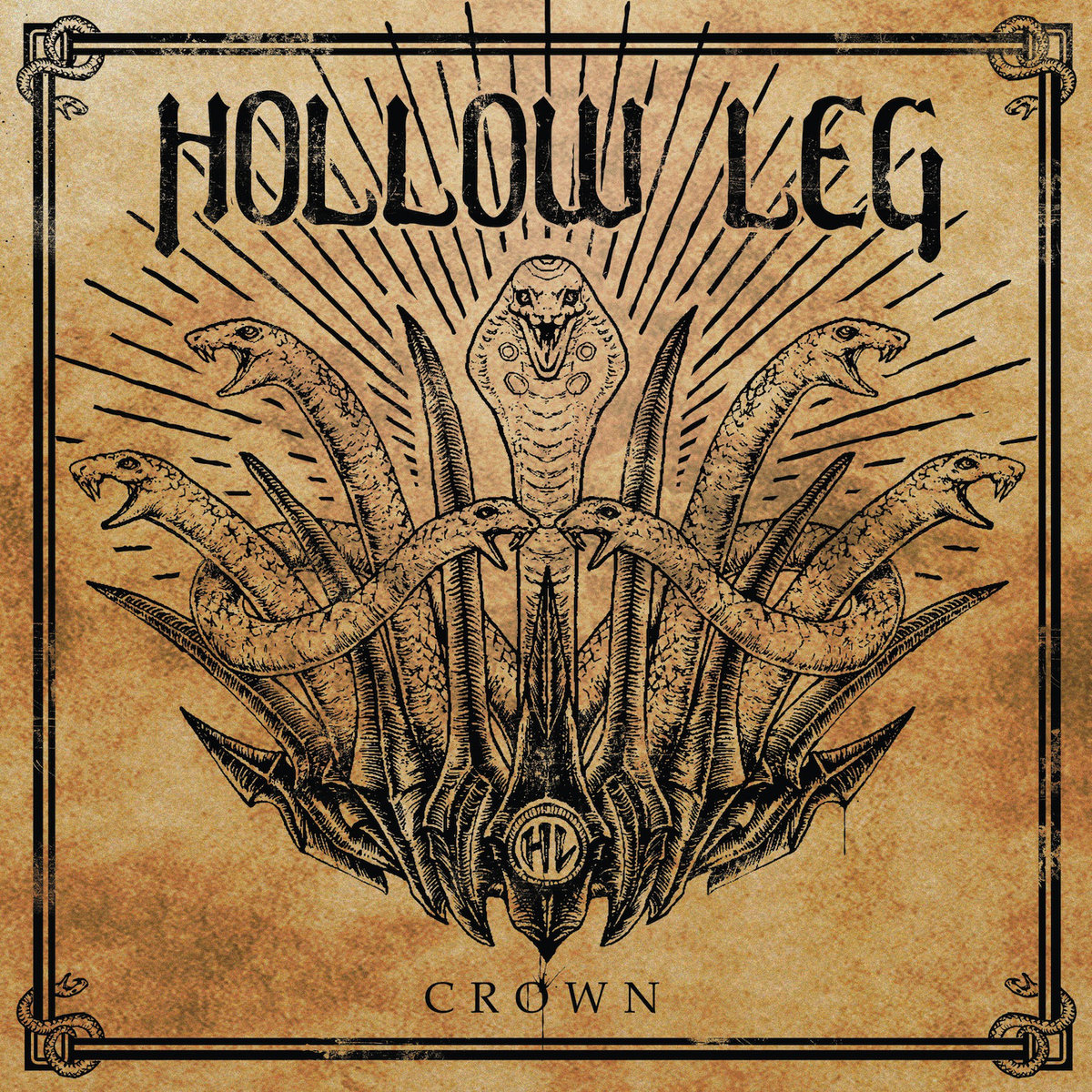 hollow leg crown