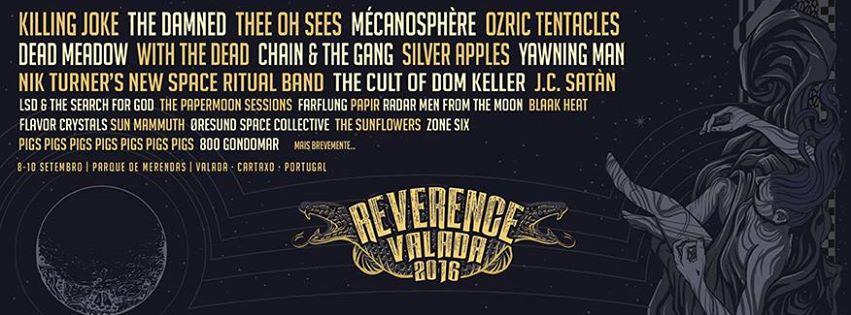 reverence valada 2016 lineup