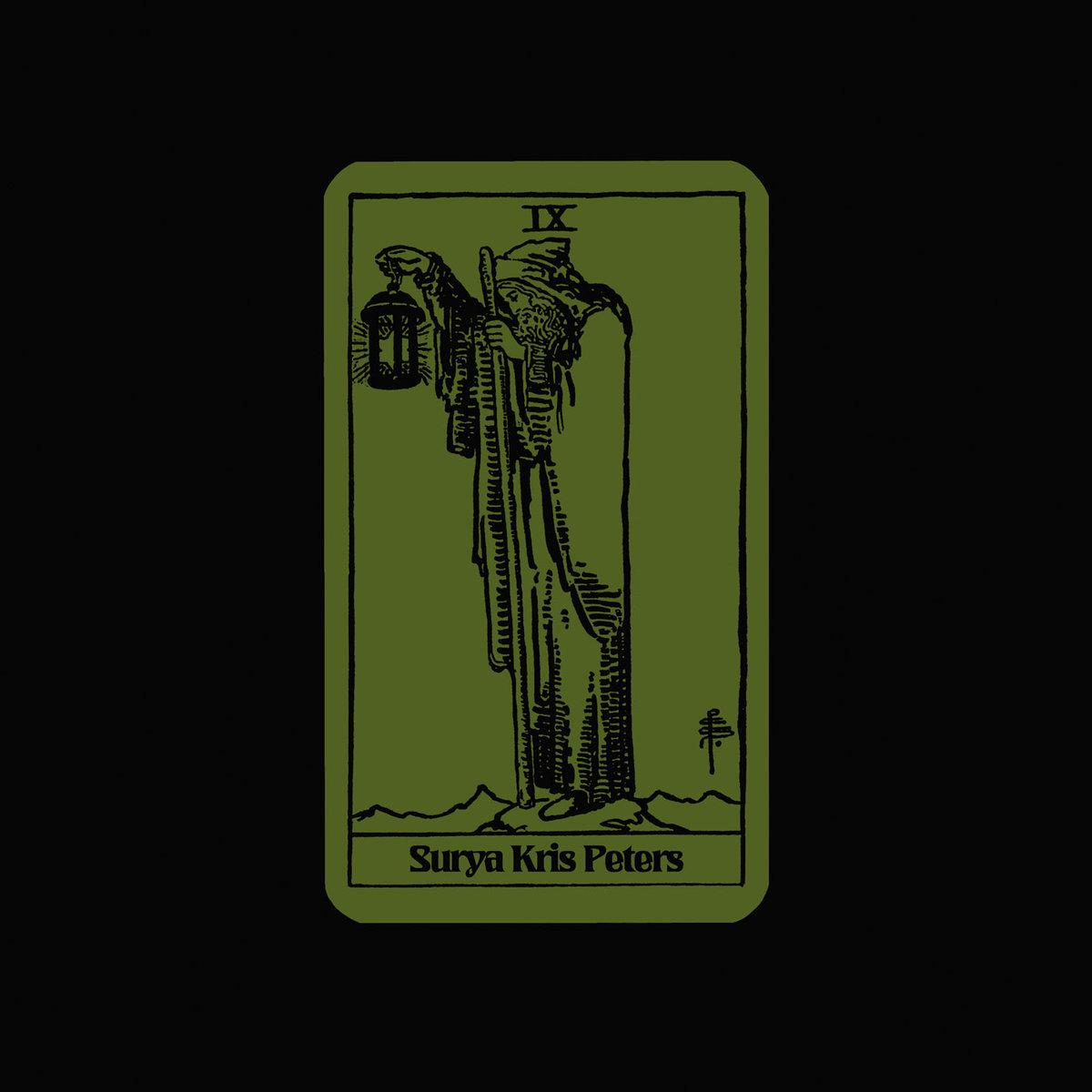 surya kris peters the hermit