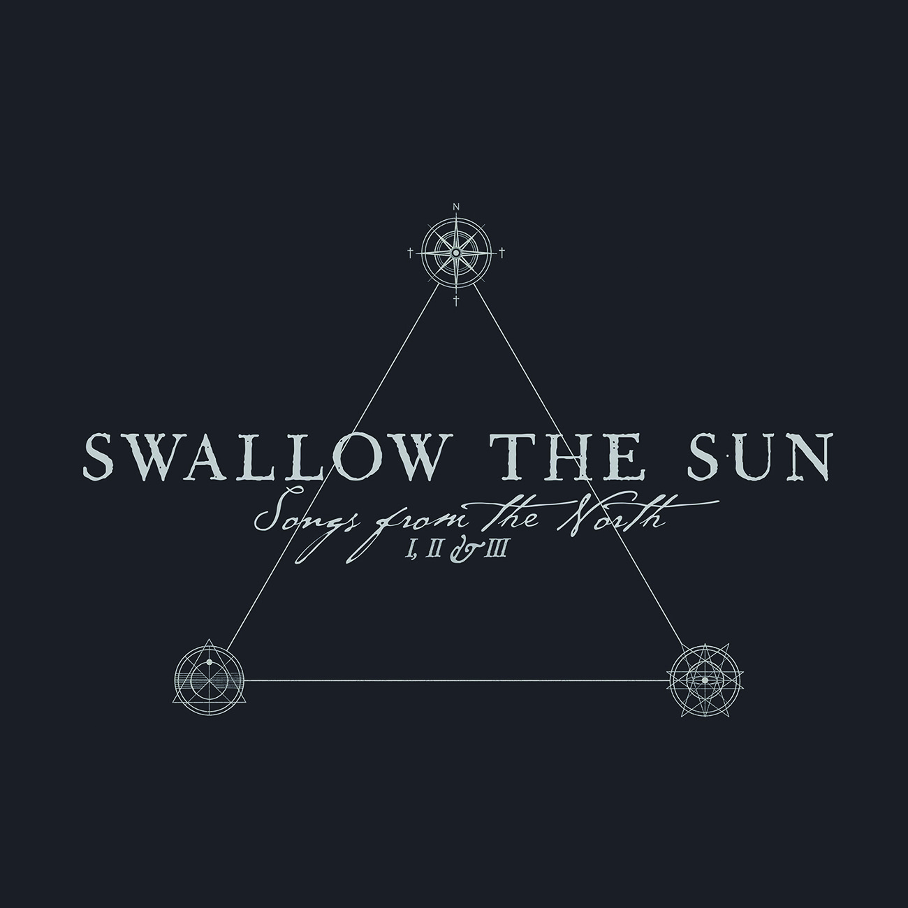 swallow the sun songs from the north i ii iii