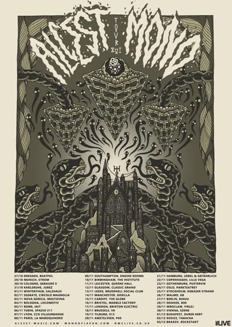alcest tour dates