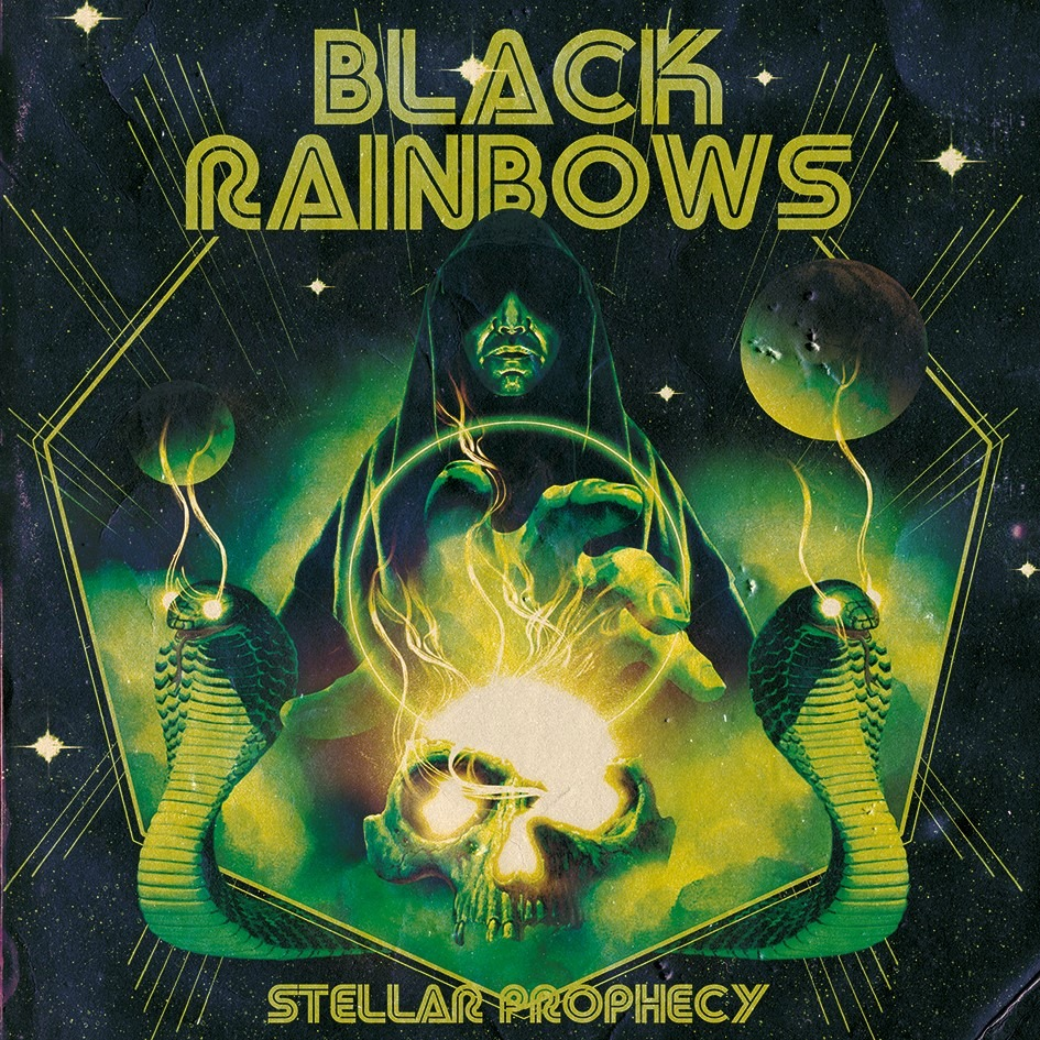 black rainbows stellar prophecy