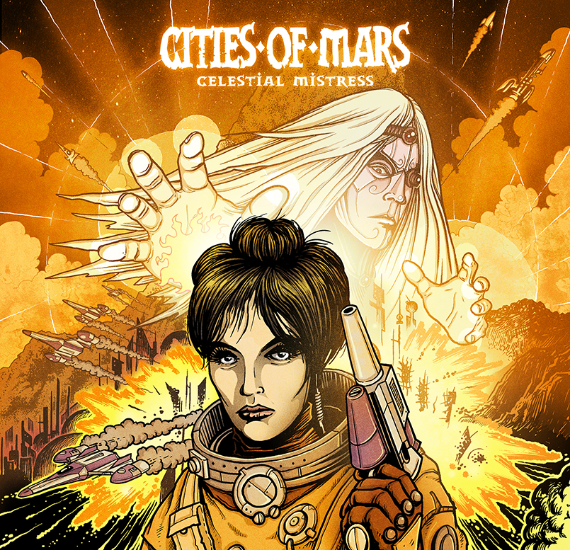 cities of mars celestial mistress
