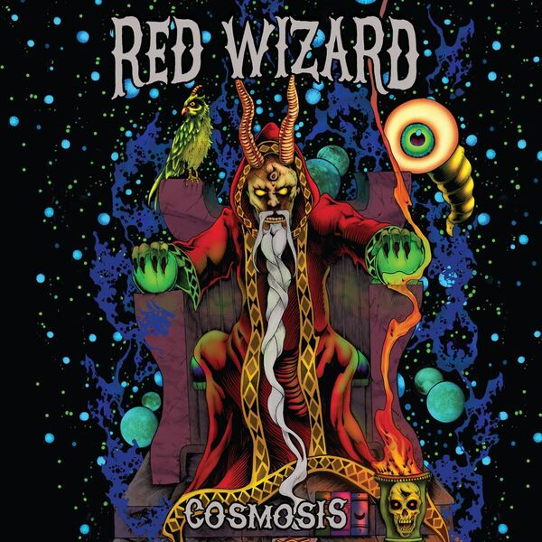 red wizard cosmosis