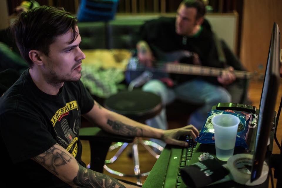 scissorfight in-studio 1 (Photo by Jay Fortin)