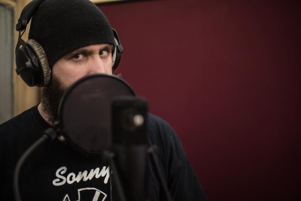 scissorfight in-studio 3 (Photo by Jay Fortin)