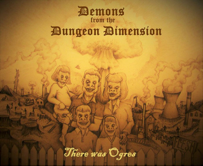 demons from the dungeon dimension there was ogres