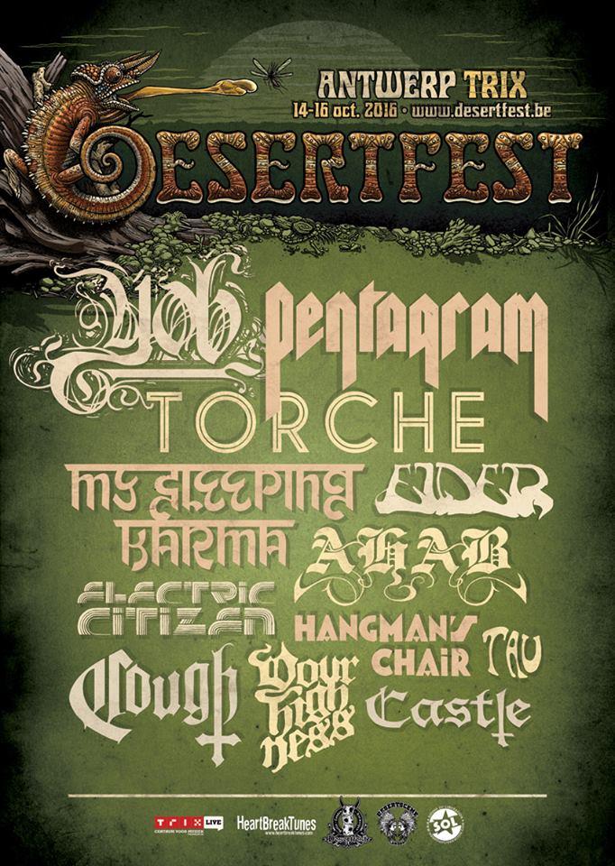 desertfest belgium 2016 poster