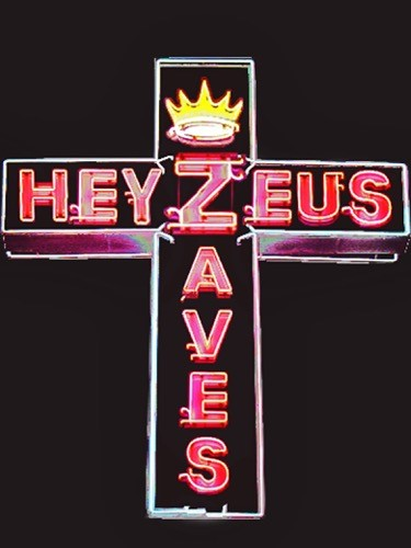 hey zeus saves art