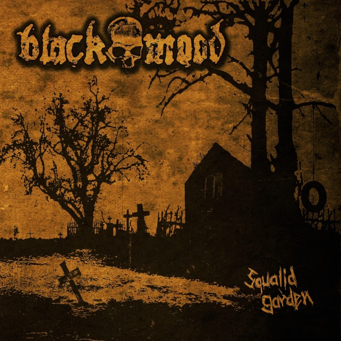 black mood squalid garden