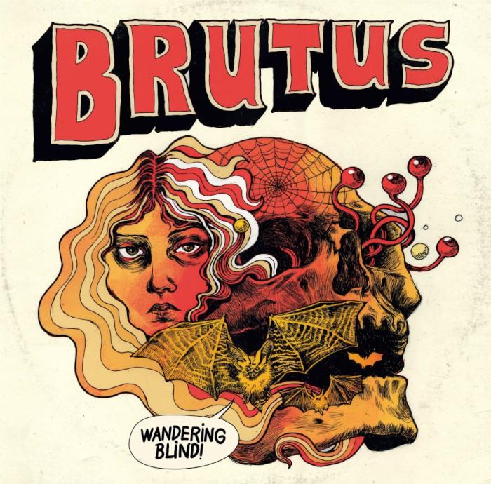 brutus wandering blind