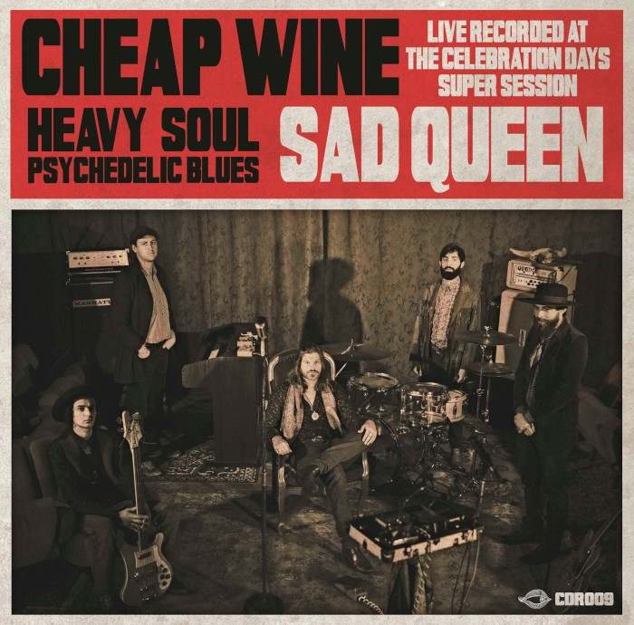 cheap wine sad queen