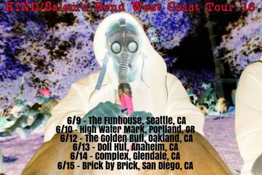 kind west coast tour