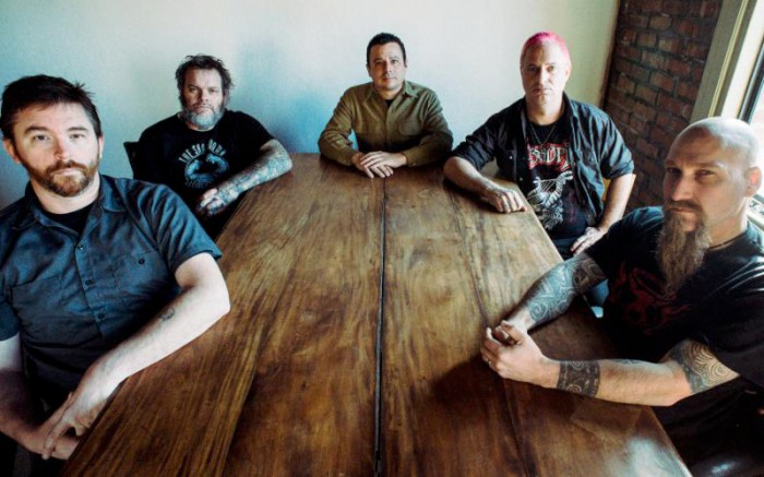 neurosis (Photo by Scott Evans)