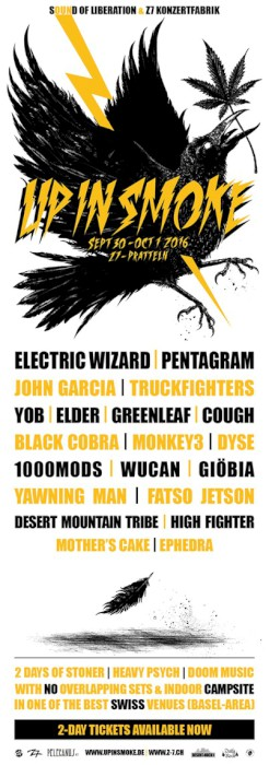 up in smoke 2016 final poster