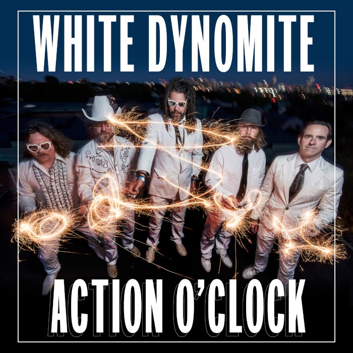 white dynomite action oclock