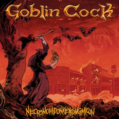 goblin cock necronomidonkeykongimicon